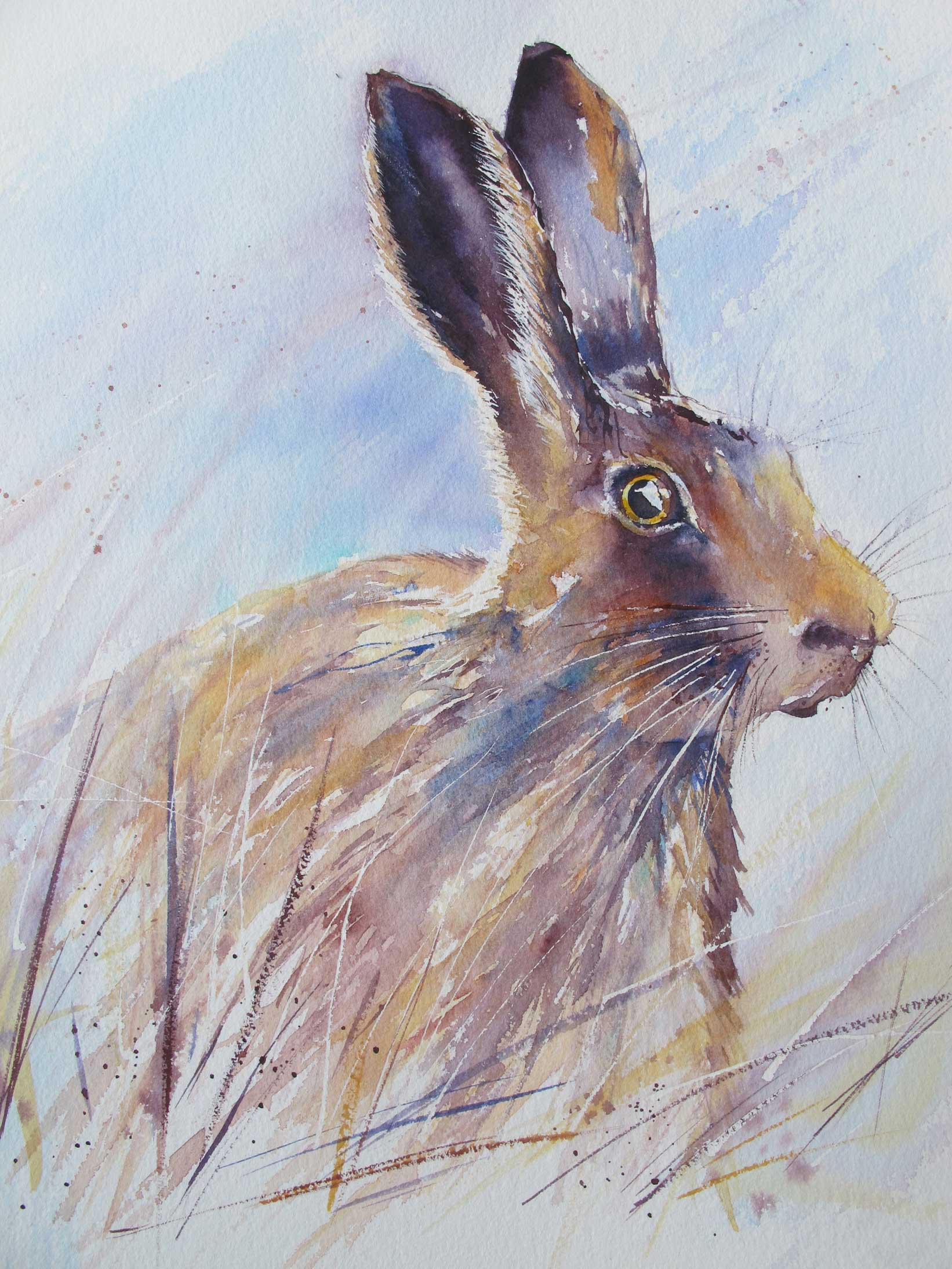 This joint of hares is simply great